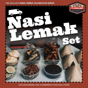 Nasi Lemak Celebration Series